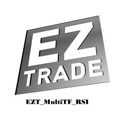 在MetaTrader市场下载MetaTrader 4的'EZT MultiTF rsi' 技术指标