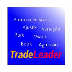 在MetaTrader市场购买MetaTrader 5的'TradeLeader Dolar Pontos Decisivos' 技术指标