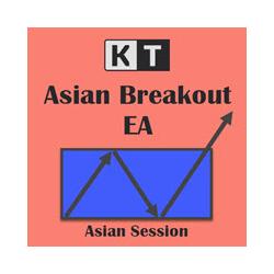 在MetaTrader市场购买MetaTrader 5的'KT Asian Breakout MT5' 自动交易程序(EA交易)