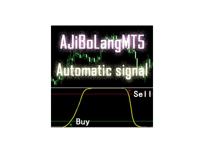 在MetaTrader市场购买MetaTrader 5的'AJiBoLangMT5' 技术指标